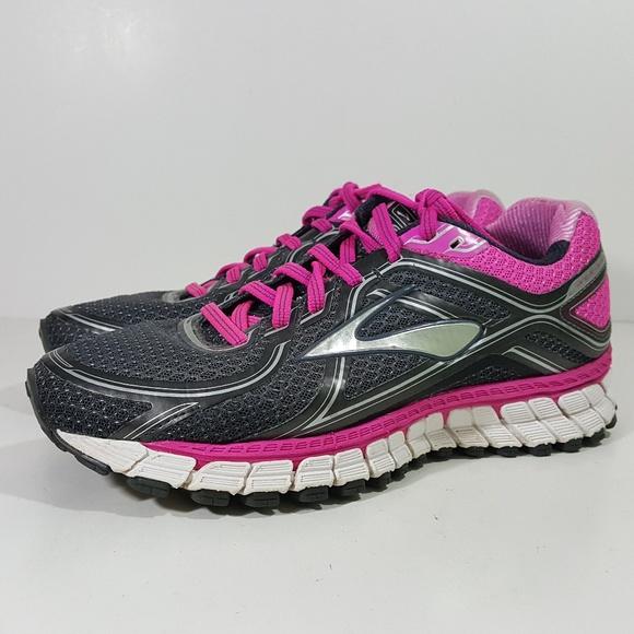 1cdaf0b6ca62e Brooks Shoes - Brooks GTS-16 Women s Running Shoes Size 6.5 Multi